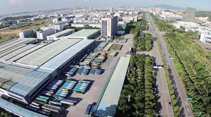 深圳阿波罗未来产业园 (深圳第一个未来产业园)